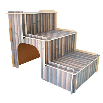 Escada para Cães e Gatos - Bamboo