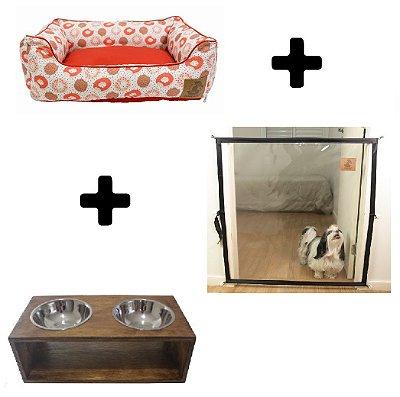 Kit Cãozinho Recém Chegado - Fêmea