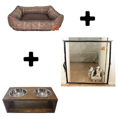 Kit Cãozinho Recém Chegado - Macho
