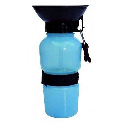 Garrafa de Água Portátil para Pets Acqua Cão