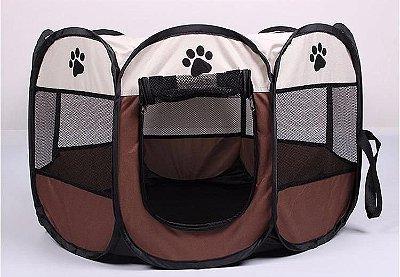 Cercado Dobrável para Cães e Gatos - Tamanho P