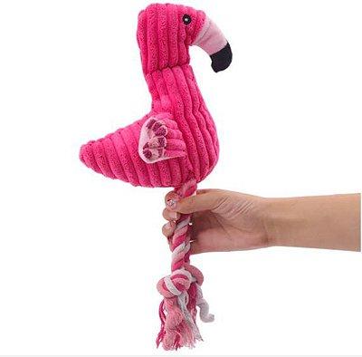 Brinquedo de Pelúcia - Flamingo