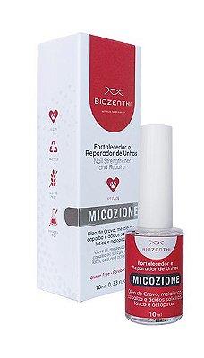 Fortalecedor e Reparador de Unhas Antifúngico Vegano MICOZIONE - 10ML