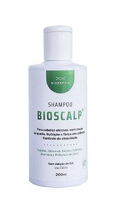 Bioscalp Shampoo Vegano para Tratamento de Queda, Caspas e Oleosidade - 200ml