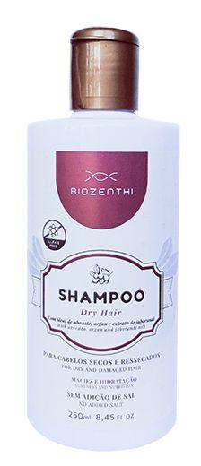 Shampoo Dry Hair Vegano Biozenthi - 250ml