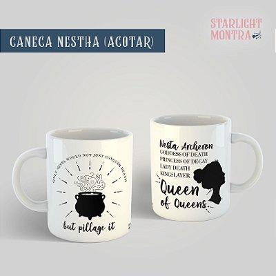 Caneca | Nesta/Nestha (ACOTAR)