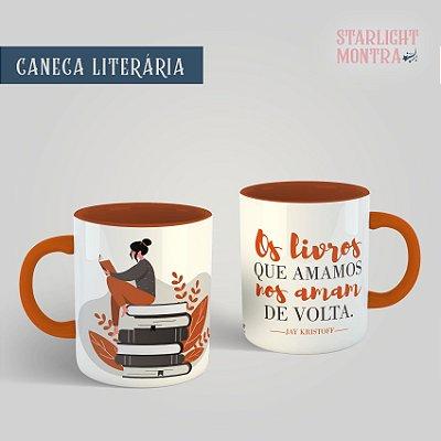 Caneca literária
