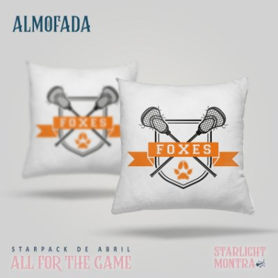 Almofada   All For The Game (AFTG)