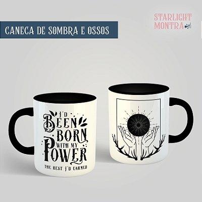 Caneca | Sombra e Ossos (Shadow and Bone)
