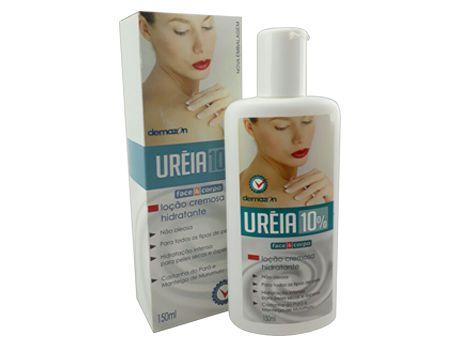 Loção Hidratante 150ml Uréia 10% - Demazon Cosméticos