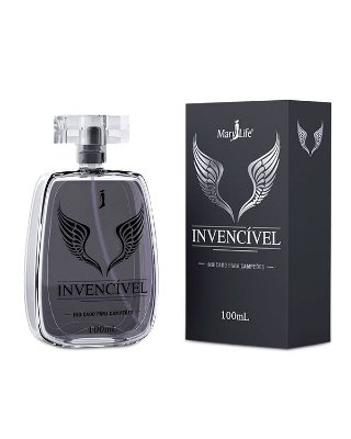 Invencível 100ml - Mary Life