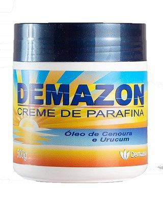 Creme de Parafina - Demazon Cosmético