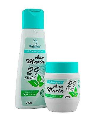 Gel Ana Maria 29 Ervas - Bioinstinto Cosméticos