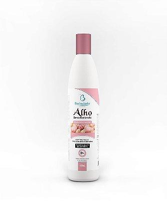 Condicionador Alho Desodorizado 400ml - BioInstinto Cosméticos