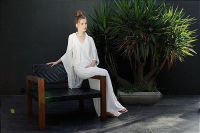 Blusa Natural Rustic Linen