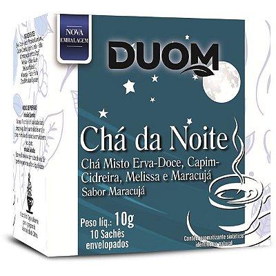 Chá da Noite 10 sachês Duom