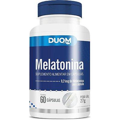 Melatonina 60caps Duom