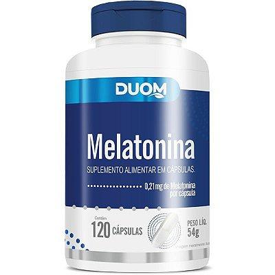 Melatonina 120caps Duom