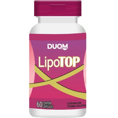 LipoTop 500mg 60caps Duom
