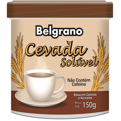 Cevada Soluvel 150g Belgrano