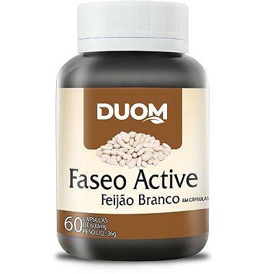 Feijão Branco - Faseo Active - 60 caps Duom