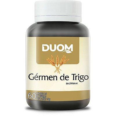 Gérmen de Trigo 250mg 60caps Duom