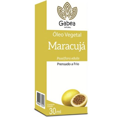 Óleo de Maracujá 30ml Gabea