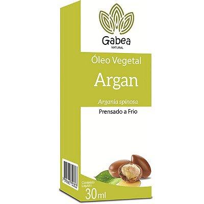 Óleo de Argan 30ml Gabea