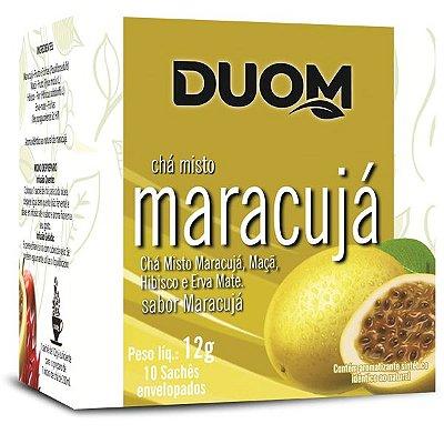 Chá de Maracujá 10 sachês Duom