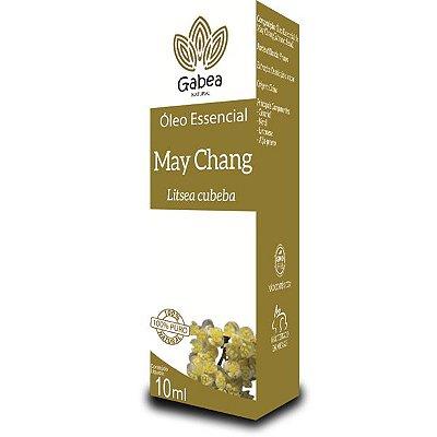 Óleo Essencial de May Chang - Litsea Cubeba 10ml Gabea