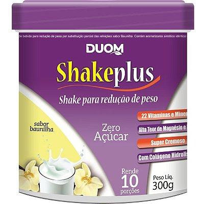 Shakeplus Sabor Baunilha 300g Duom