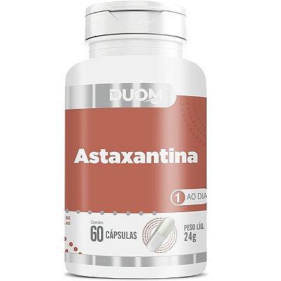 Astaxantina 60caps Duom