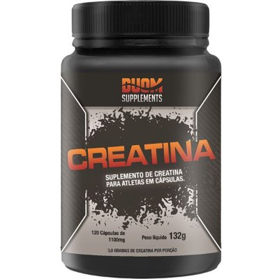 Creatina 1100mg 120caps Duom Supplements