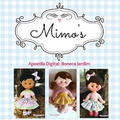 COMBO ESPECIAL BONECAS (LILI - JARDIM - ANJINHA BABY)