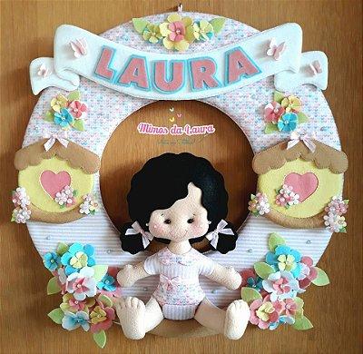 Workshop Online Guirlanda Baby