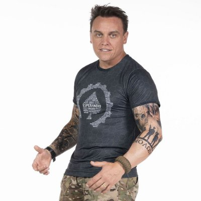Camiseta Masculina Básica Concept 2.0