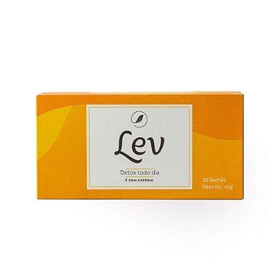 Chá LEV DETOX - Com Cafeina