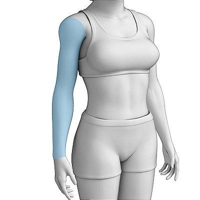 Depilação a Laser Braços Inteiros Feminino - Pacote Completo