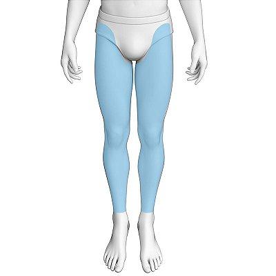 Depilação a Laser Pernas Inteiras Masculino - Pacote Completo