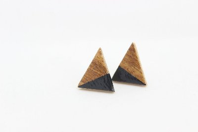 Brinco Triangle Black