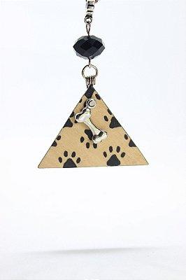 Colar Patas Triângulo