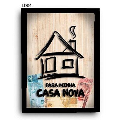 Quadro Cofre Casa Nova LDQC07