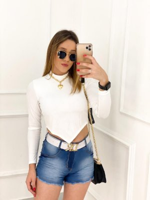 Short Jeans Simples