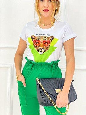 T-Shirt Poliéster Jaguar