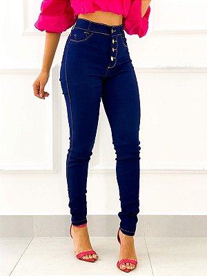Calça Jeans Tradicional Four Buttons