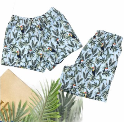 Short Mauricinho MASCULINO Tropical