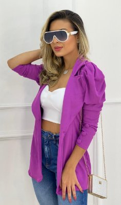 Blazer One Button manga princesa