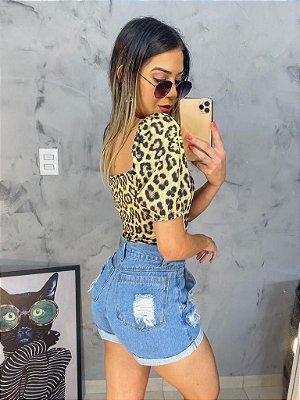 Short Jeans Destroyd Classic