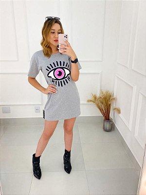 Camisão Vestido Olho