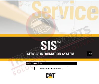 Caterpillar SIS - Service Information System 2019